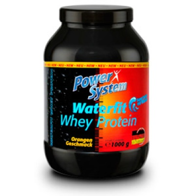 Протеин Power System Waterfit Whey Protein 1000 гр