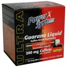 Power System Guarana Liquid 25 мл