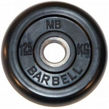 Barbell диски 1,25 кг 26 мм
