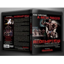 Диск DVD Kai Greene Redemption