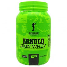 Протеин MusclePharm Arnold Iron Whey protein 908g