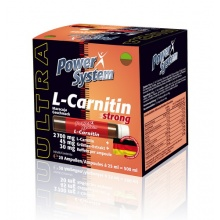 Power System L-Carnitine Strong 25ml