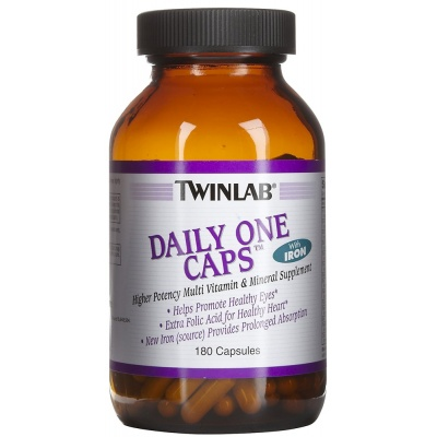 Витамины Twinlab Daily One Caps180cap