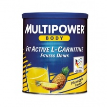 Л-карнитин Multipower Fit Aktive L-carnitine 500g