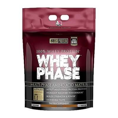 Гейнер 4 Dimension Nutrition 4DN. Hardcore Mass Phase 4560 g