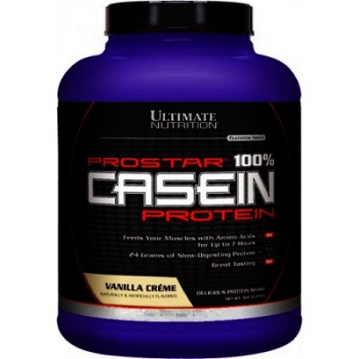 Протеин Ultimate Nutrition Prostar Casein 5lb