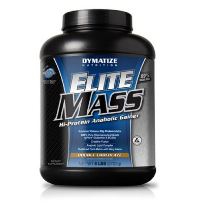 Гейнер Dymatize Elite Mass Gainer 2730gr