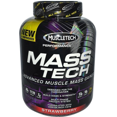Гейнер MuscleTech Mass-Tech Performance 3200 гр