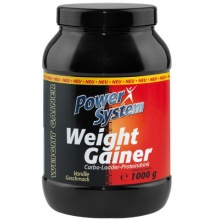 Гейнер Power System Weight Gainer 1000 гр