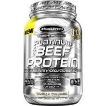 Протеин MUSCLETECH Essential Beef Isolate 908g