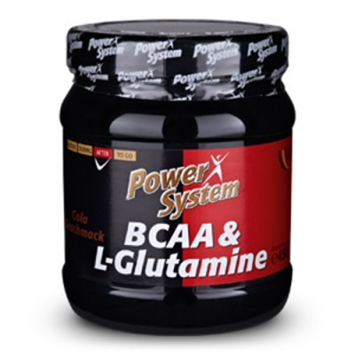 BCAA Power System BCAA + L-Glutamine - 450g