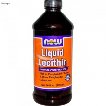 Антиоксидант Now Lecithin 500ml