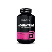 Л-Карнитин BioTech L-Carnitine 1000 mg 30 табл