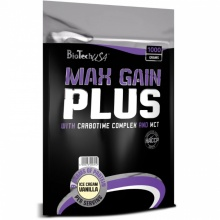 Гейнер BioTech Max Gain Plus Bag 1000 гр