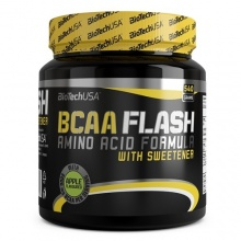 БЦАА Biotech BCAA Flash 540 g.