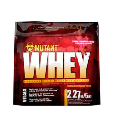 Fit Foods Mutant Whey 2270gr