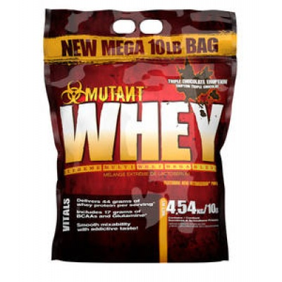Протеин Fit Foods Mutant Whey 4540 gr