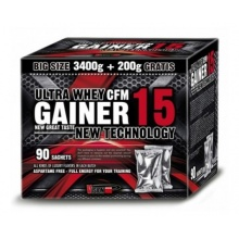 Гейнер Vision ultra whey cfm gainer 3,6 кг 90 порций