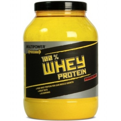 Multipower Professional 100% Whey Protein 908gr