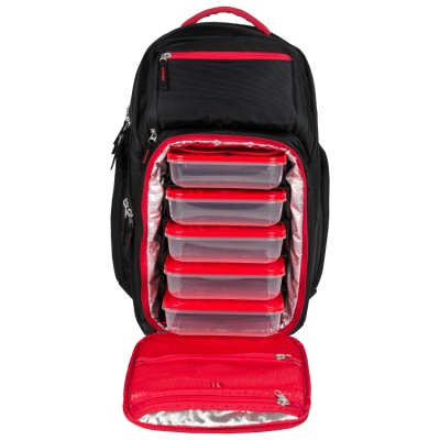 Six Pack Fitness Expedition Backpack 500