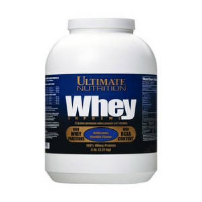 Протеин Ultimate Nutrition Whey Supreme 2.27 kg