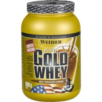 Протеин Weider Gold Whey 908g