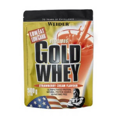 Weider Gold Whey пакет 500 gr