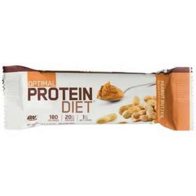 Optimum Nutrition - Optimal Protein Diet Bar 50 gr