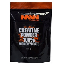 Креатин Muscle world Creatine powder 300гр.