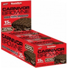 Печенье MuscleMeds Carnivor Brownie 52 гр