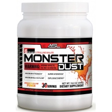 Предтрен ASL Monster Dust 30 ser