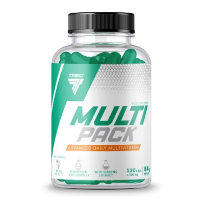 Витамины Trec Nutrition Multi Pack 120таб