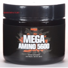 Аминокислоты Muscle World Nutrition Mega Amino 5600 200таб