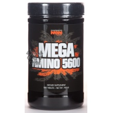 Аминокислоты Muscle World Nutrition Mega Amino 5600 500таб