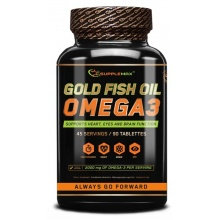 Антиоксидант Supplemax Gold Fish Oil Omega-3 90 капсул