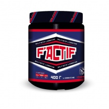 AFU F'actif Carb Isotonic + L-Carnitine 400 г
