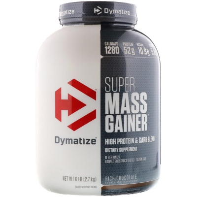 Гейнер Dymatize Super Mass Gainer 6 lb