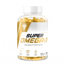 Антиоксидант Trec Nutrition Super Omega-3 120 капс