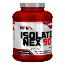 Протеин NPN Isolate Whey Nx 2200 гр