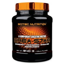 Креатин Scitec Nutrition Crea Star 540 г