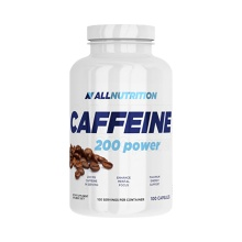 Кофеин All Nutrition Caffeine 200 Power 100 кап