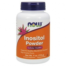 NOW Inositol PURE PWD 4 oz