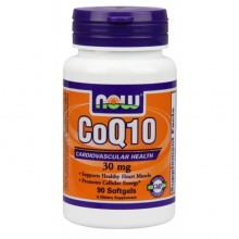 Антиоксидант Now CoQ10 30 mg 90 softgels