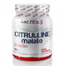 Цитрулин Be First Citrulline Malate Powder 300 грамм