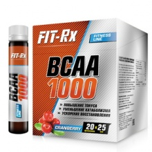 БЦАА FIT-RX BCAA 1000 (25 мл)
