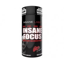 Предстрен INSANE LABZ  INSANE FOCUS  30 порц.