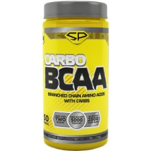 Steel Power Carbo BCAA + Vitamine C 500 гр.