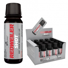 Энергетик Olimp Nutrition Redweiler shot  60мл