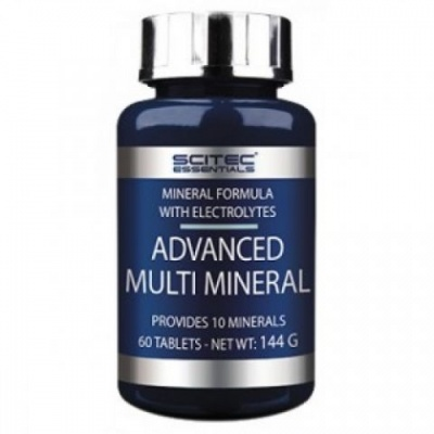 Витамины Scitec Nutrition Advance Multi Meneral  60таб