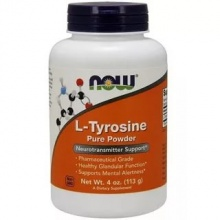 NOW L-Tyrosine 113гр
